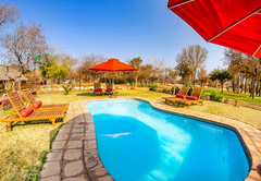 Accommodation in Dinokeng