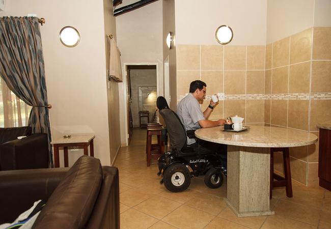 Four-Sleeper Wheelchair Friendly