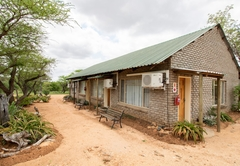 Tshukudu Game Lodge