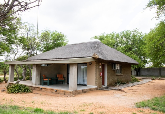 Two-Bedroom Cottage with Patio