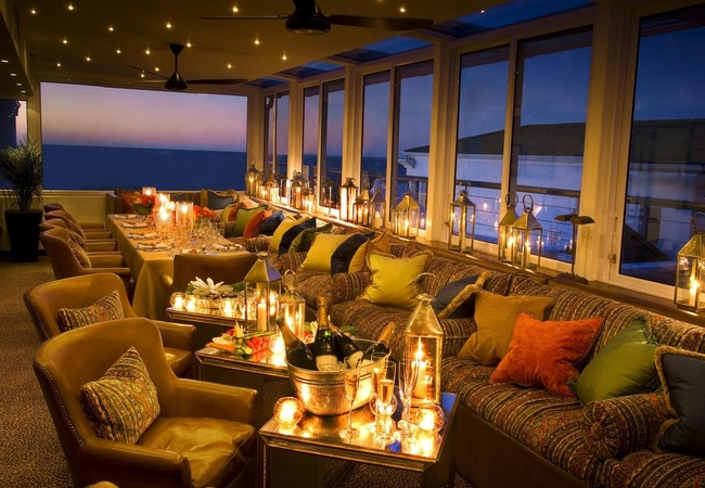 The Twelve Apostles Hotel In Camps Bay Cape Town