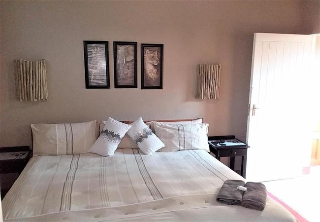 Twin Hotel Room (Ground Floor)