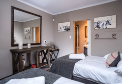 Twin Rooms