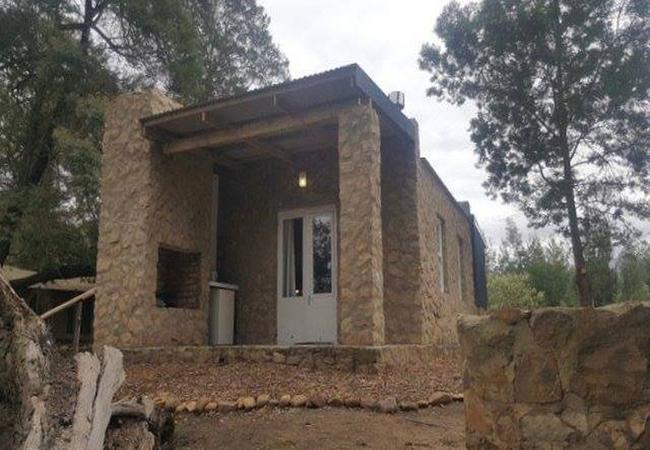 Oewerzicht Uitsig Cottage 4