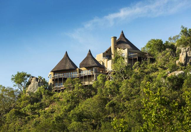 Ulusaba Cliff Lodge