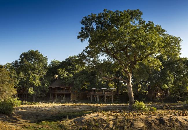 Ulusaba Safari Lodge