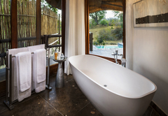 River Room with plunge pool