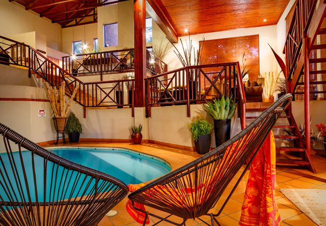 Indoor pool Level