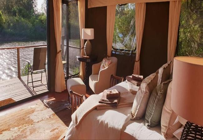 Darter Luxury Safari Tent