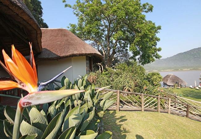 Garden-facing Bungalow