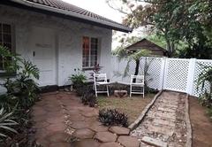Pathway to Garden Room
