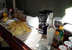 Breakfast Counter
