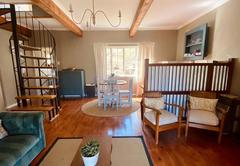 Pied B living room