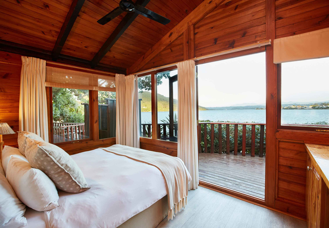 Waterfront Chalets