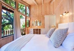 Luxury Hillside Chalet