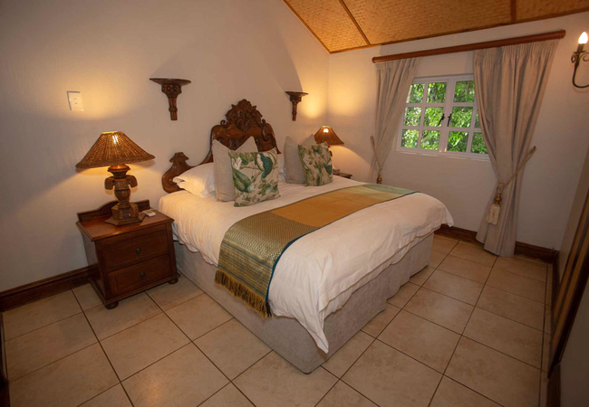Luxury Garden Suites