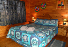 Hoopoe cottage - Bedroom