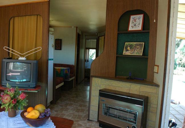 Park Home - Lounge / Kitchen