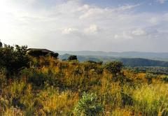 Magaliesberg range