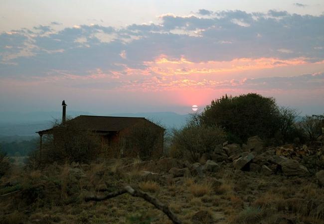 Sunrise over Hoope