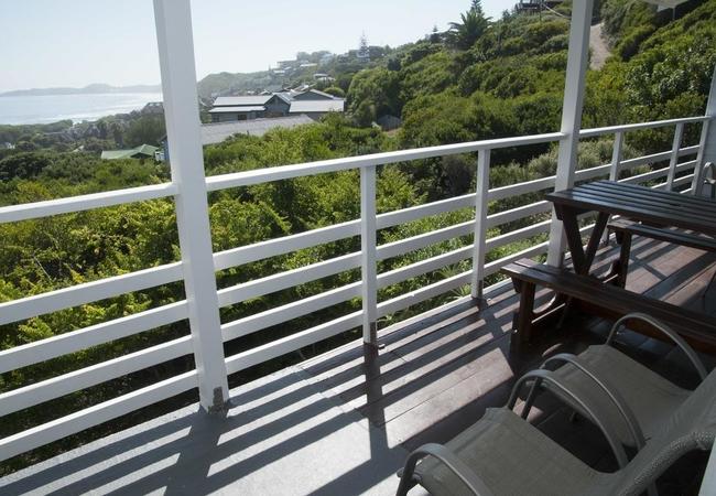Top balcony with ocean view