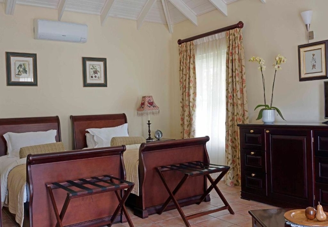Twins cottage rooms