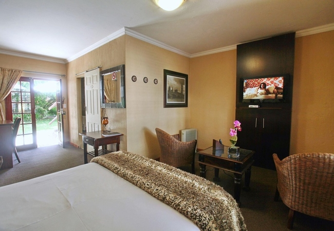 The Luxury Room