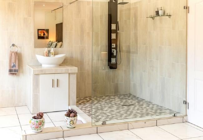 Duiker bathroom