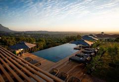 Villa Lion View