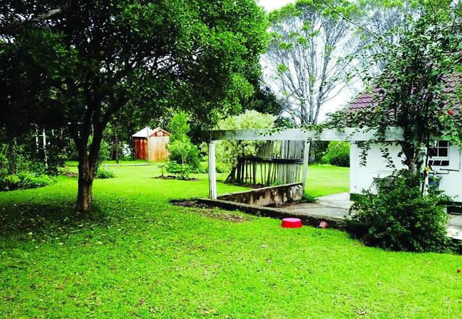 Cottage no. 1
