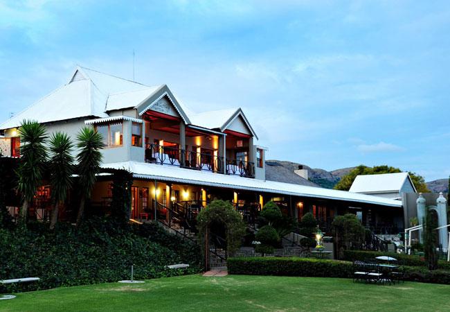 Restaurant Villa Paradiso