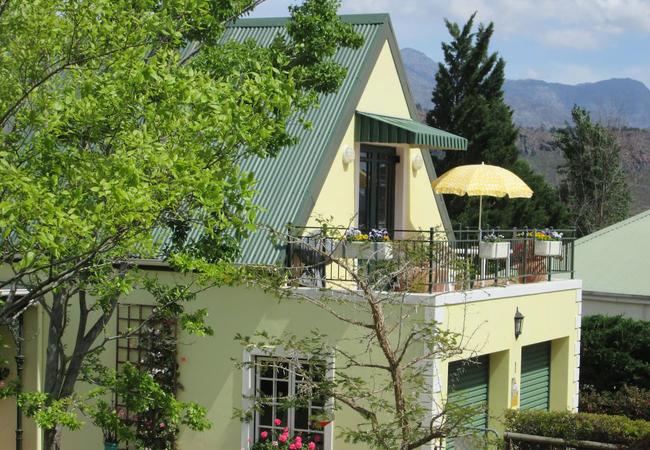 Villa-Roux Garden Cottage