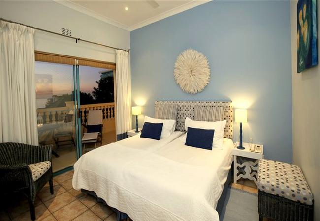 Sea Facing Twin Room with Balcony
