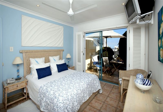 Sea Facing Double Room with Terrace