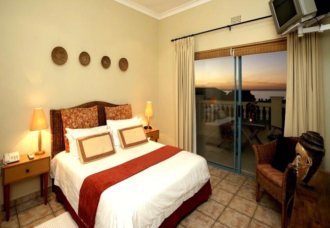 Sea Facing Double Room with Balcony