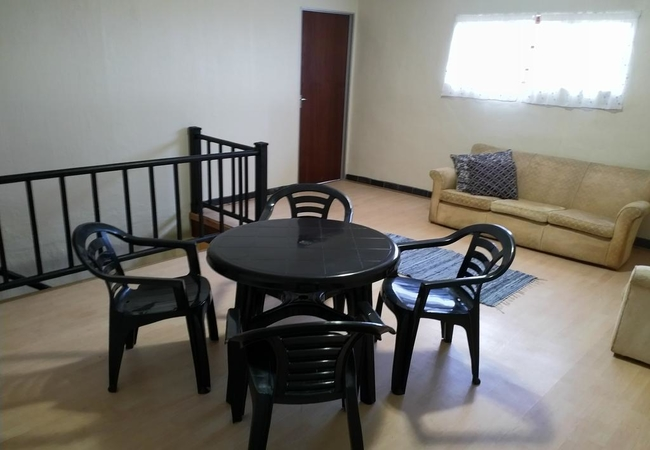 Lounge & dining area top