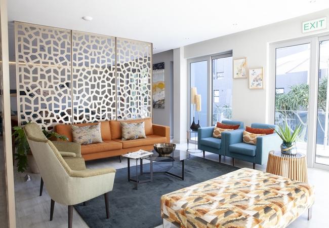 Villa Zest Lounge area
