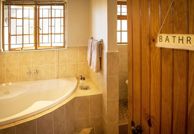 Two-Bedroom Cottage Tassenberg