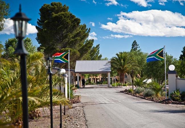 Wagon Wheel Country Lodge