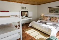 Standard Room Queen bed   Bunker   Couch