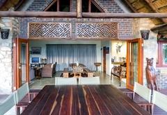 Warthog Lodge Main Deck
