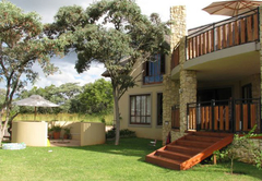 Waterberg INN main house
