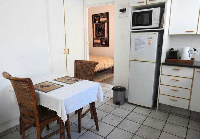 Paddaplek Dining Area
