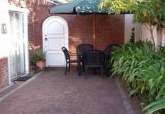 Paddaplek Entrance