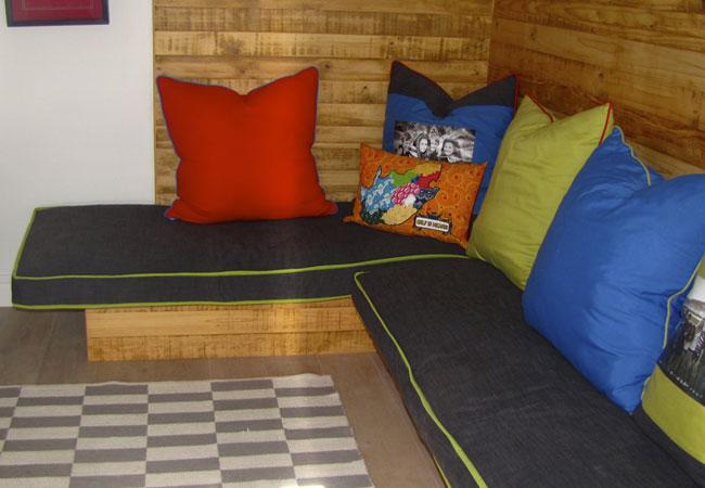 Bedroom no 4 / Teenage Pad