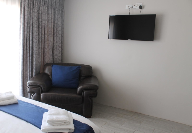 Shower - luxury rooms