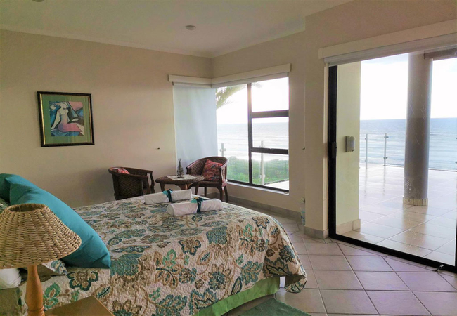 Double Room 2 with Sea View