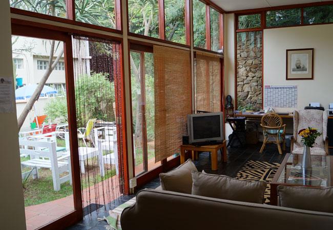 Main House Lounge & Garden