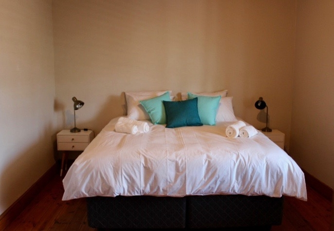 Bedroom 1 - King or twin