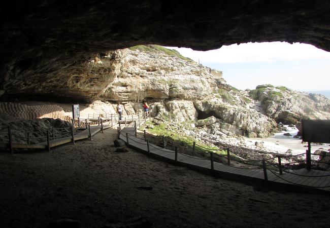 de Kelders Caves